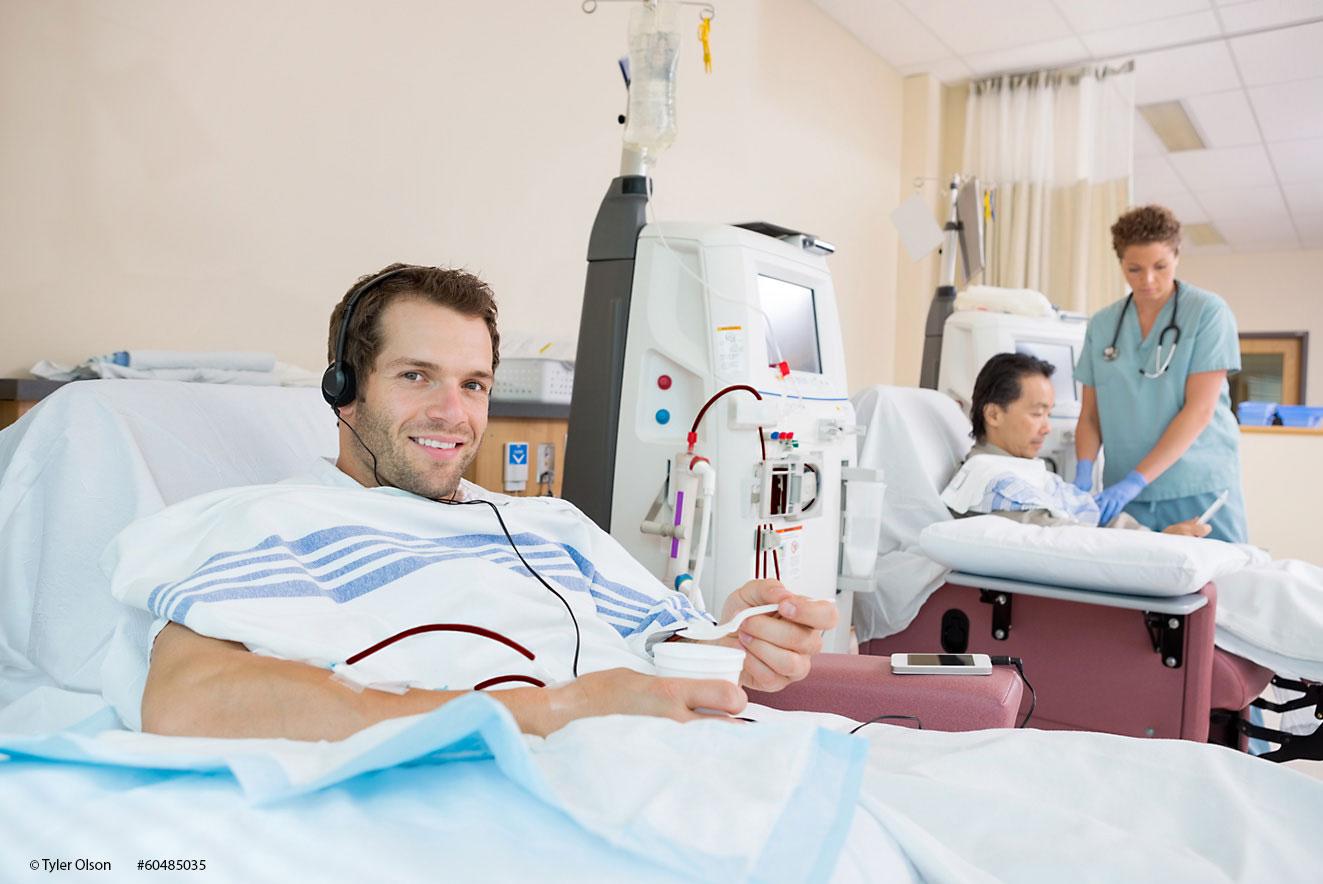 Nierenzentrum für Dialyse und nephrologische Sprechstunde in Tauberbischofsheim